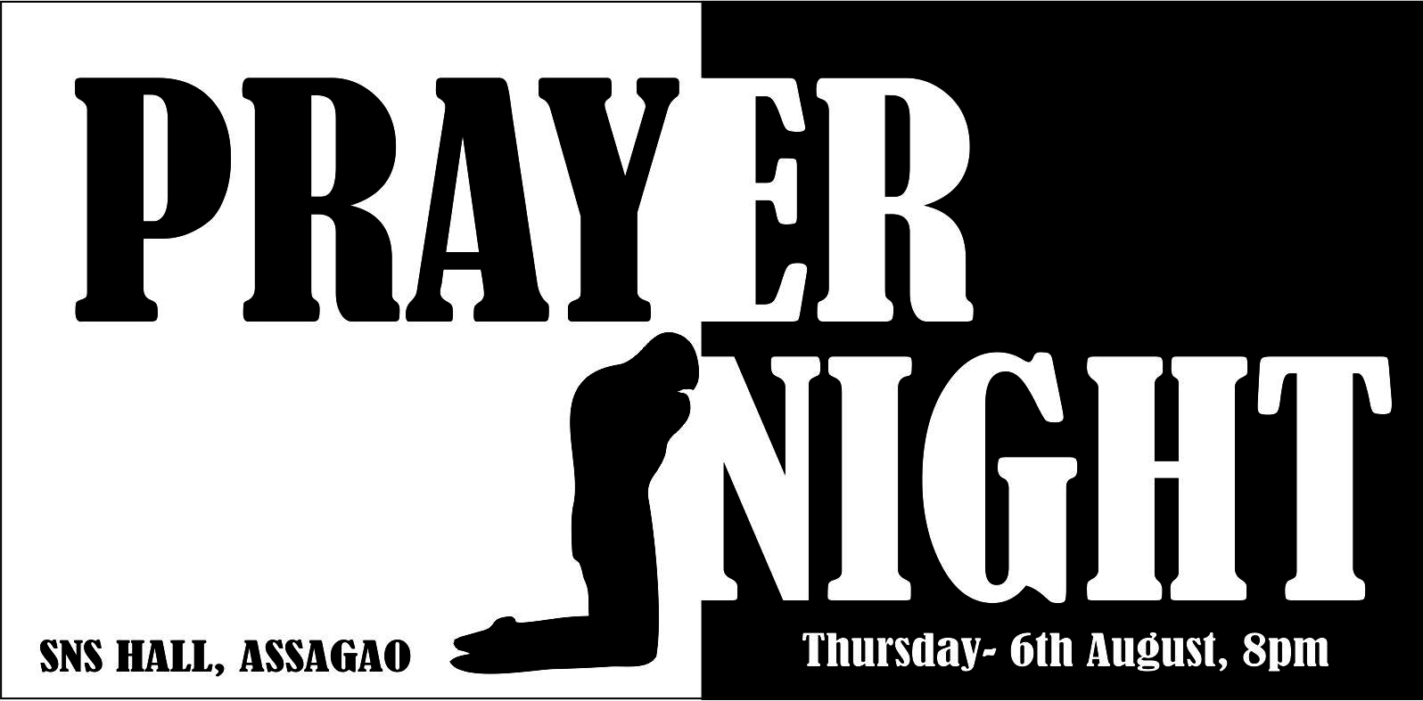 Faith Community Church Expression Of God S Love Night Prayer